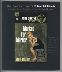THE PAPERBACK COVERS OF ROBERT MCGINNIS Hardcover