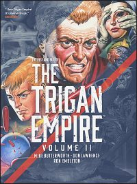 THE RISE AND FALL OF THE TRIGAN EMPIRE Volume 2 Hurt