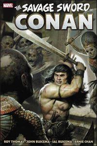 THE SAVAGE SWORD OF CONAN The Original Marvel Years Omnibus Volume 3 Hurt