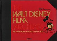 THE WALT DISNEY FILM ARCHIVES The Animated Movies 1921-1968