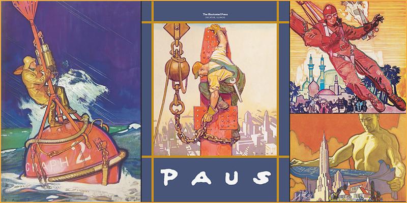 Herbert Paus Illustrator