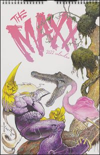 THE MAXX 2022 Calendar