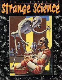 VIRGIL FINLAY STRANGE SCIENCE Hardcover