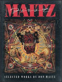 FIRST MAITZ Signed Deluxe