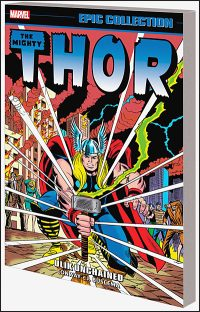 THOR Epic Collection Volume 7 Ulik Unchained